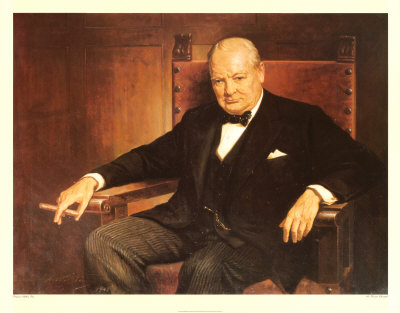"""To Improve is to Change; To Be Perfect is to Change Often,"" or, Winston Churchill and Web Content"